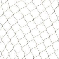 Nature Bird Netting Primo 10x10 m Black 6030407