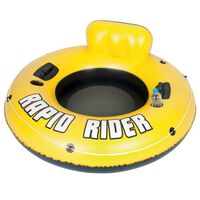 Bestway Rapid Rider One Person Water Floating Tube 43116