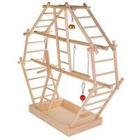 TRIXIE Bird Playground 44x44x16 cm Wood 5659