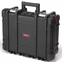 Keter Technician Box with Removable Organiser Black