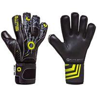 Elite Sport Goalkeeper Gloves Vibora Size 6 Black