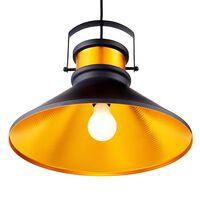 Versanora Pendant LED Light Black Modern Hanging Ceiling Lighting VN-L