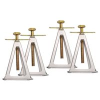 ProPlus Stabiliser Stands Set Aluminium 4 pcs 360803