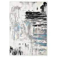 vidaXL Rug Blue 160x230 cm PP