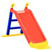 vidaXL Slide for Kids 141 cm PP