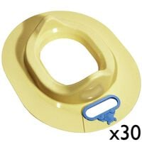 Winnie the Pooh Toilet Trainer Potty Seat - Bulk Pack of 30 - Yellow
