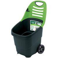 Draper Tools Expert Garden Caddy 65 L Green 78643