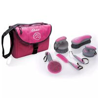 Oster Seven Piece Grooming Kit Pink 32800