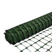 SORARA Safety Fence   Green   30 x 1.2 m   Durable Mesh Netting
