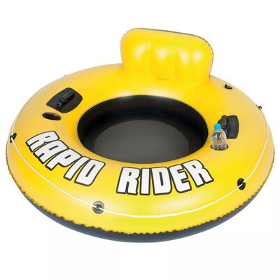 Bestway Rapid Rider One Person Water Floating Tube 43116,