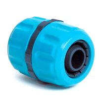 3/4 Inch Garden Hose Repairer Water Hose Adaptor Joiner Connector