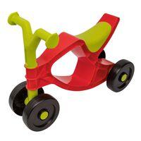 BIG Flippi Ride-On Bike Red and Green