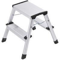 Hailo Folding Stepladder L90 Step-ke 2x2 Steps 40 cm 4442-701