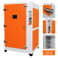 MonsterShop Powder Coating Curing Oven Paint Drying Cure Electric