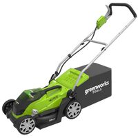 Greenworks Lawn Mower without 40 V Battery G40LM35 2501907