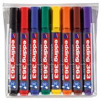 edding Whiteboard Marker 8pcs  Multicolour 363