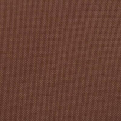vidaXL Sunshade Sail Oxford Fabric Rectangular 3x4 m Terracotta