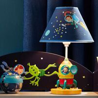 Fantasy Fields Outer Space Kids Bedside LED Night Light Table Lamp TD-