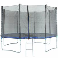 TRIGANO Trampoline with Safety Net 366 cm J-JOU078