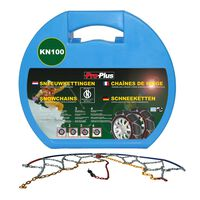 ProPlus Car Tyre Snow Chains 12 mm KN100 2 pcs