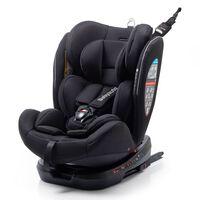 Babyauto Car Seat Biro D Fix 0+1+2+3 Black