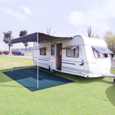 vidaXL Tent Carpet 250x300 cm Blue