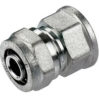 20mm x 3/4 Inch Female PEX Compression Adapter Copupler