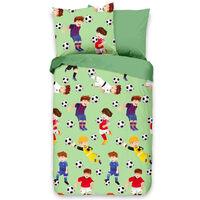 Good Morning Kids Duvet Cover GO 120x150 cm Green