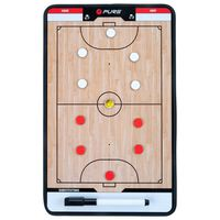 Pure2Improve Double-sided Coach Board Futsal 35x22 cm P2I100650