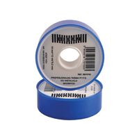 12m x 12mm x 0.1mm PTFE Tape Water Plumbers Teflon White Thread Seal
