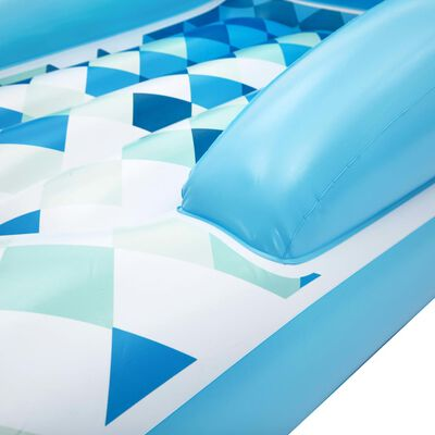 Bestway Hydro Force Floating Lounger 231x107 cm Blue,