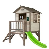 Sunny Children Playhouse Lodge XL with a Slide C050.002.00