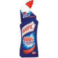 Harpic 100% Original Limescale Remover - 1 x 750ml