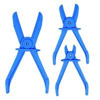 ProPlus Hose Clamp Pliers Set Plastic 3 pcs 590173