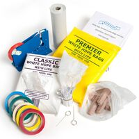 Weller Small Classic High Density Counter Polythene Bags - 1x1000