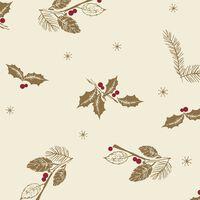 Swantex Seasons Greetings Christmas Swansoft Slipcover 90cm - 1x25