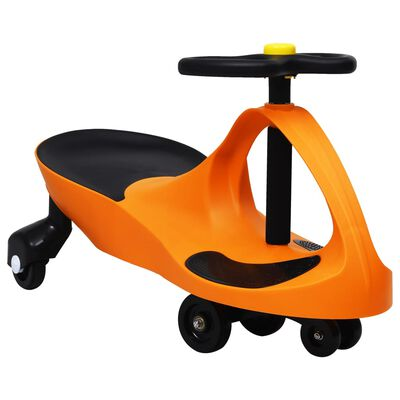 Just twist, wiggle and go with our kids swivel car! This twist car keeps your child active and develops their balance and coordination skill during playtime.