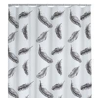 RIDDER Shower Curtain Romantic 180x200 cm