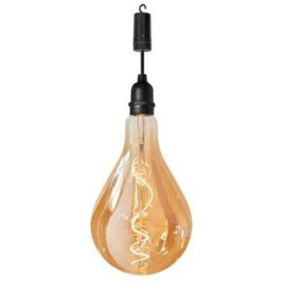 Luxform Battery LED Garden Bulb Raindrop