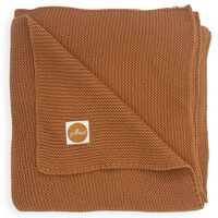 Jollein Blanket Basic Knit 75x100 cm Caramel