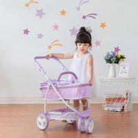 Olivia's Little World - Twinkle Stars Princess 2-in-1 Baby Doll Stroll