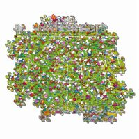 Clementoni Puzzle Mordillo The Match 1000 pcs
