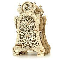 WOODEN CITY Wooden Scale Model Kit Magic Clock