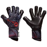 Elite Sport Goalkeeper Gloves Vipera Size 11 Black