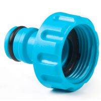 3/4 Inch Hozelock Compatibile Threaded Tap Connector Quick Fit Female