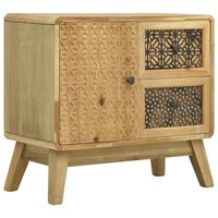 vidaXL Sideboard Brown 60x30x56.5 cm Wood