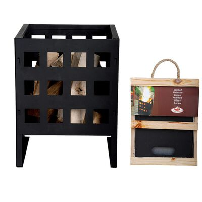 Esschert Design Fire Basket Square FF87