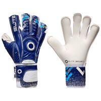 Elite Sport Goalkeeper Gloves Brambo Size 8 Blue