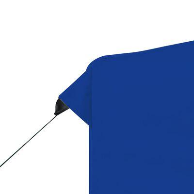 vidaXL Professional Folding Party Tent Aluminium 3x3 m Blue