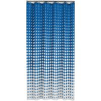 Sealskin Shower Curtain Speckles 180 cm Royal Blue 233601323